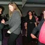 Strictly come Dancing at Hampton-By-Hilton