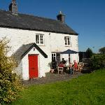 Foto de Moorshead Farm Bed and Breakfast