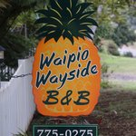 Waipio Wayside B&B