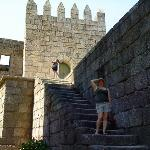 Guimarães Castle-North of Portugal