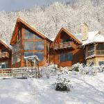  Mountain Hideaway in Winter