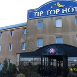 Tip Top Hotel external