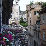 The Inn At The Spanish Steps- Small Luxury Hotel Foto