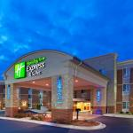 HOLIDAY INN EXP STES AUBURN