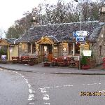 A Wee Scottish Pub,Pitlochry Excursion
