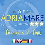  Hotel Adria Mare*** Rivazzurra di Rimini