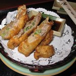 Beef Tenderlion Tempura