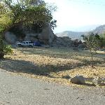 Campsites at Boulder Gulch Campground