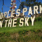 Peoples Park In The Sky Foto