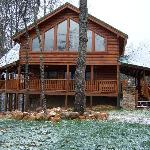 Φωτογραφία: Smoky Cove Chalet and Cabin Rentals