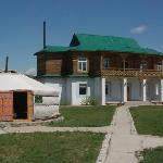Steppe Nomads Tourist Camp Foto