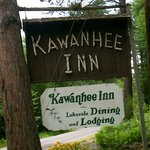 Kawanhee Inn Lakeside Lodge resmi