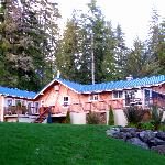 Foto de Lake Quinault Resort