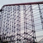 Pleasure Beach Big One