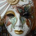  maschera di carnevale