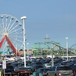 Trimper's Amusements on the Ocean City Pier