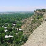 The Rimrocks of Billings Montana