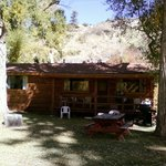  The Cottonwood Cabin at The Conejos River Ranch in Colorado