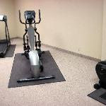 small basic workout room
