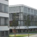  Bahaus School founded by Walter Gropius