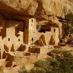 Anastazi Indian Cliff Dwellings, Mesa Verde, CO, United States