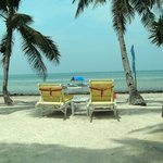 Foto de White Beach Bungalows