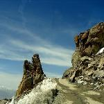 Road to khardungla