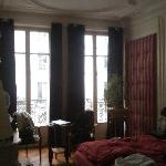 Foto van A room in Paris