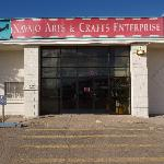  The Navajo Arts and Crafts Enterprise - Window Rock, Arizona