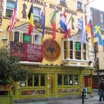 Traditional Irish Music Pub Crawl
