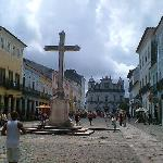 Cross in Pelourinho