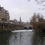  Pulteney bridge.
