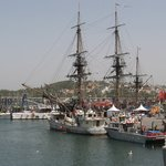 Coffs Harbour -Endeavour ship (Captain Cook ship&#39;s replica)