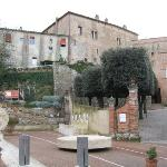 La Locanda del Castello and Ristorante del Castello. If you plan to tour Tuscany, this is the pl
