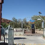 Alice Springs Airport Motel resmi
