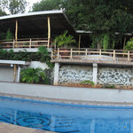 Panorama of the pool/lounge area