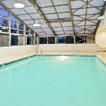 Enjoy our indoor pool and spa which even has a retractable roof