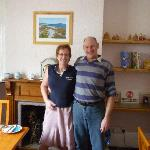 Pete and Julie - The Owners