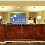 Φωτογραφία: Holiday Inn Express & Suites Carthage