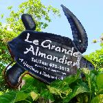 The Grande Almandier - nice sign