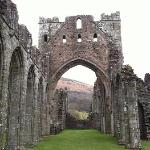  Nearby Llanthony Abbey