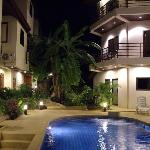  Samui Soleil d&#39;Asie Residence - Night