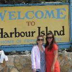  welcome to Harbour Island --PARADISE!