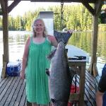  51 lbs Chinook!