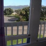 View from YHA Paraparaumu