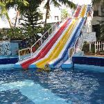  The slides
