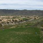 Arizona desert golf