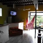  Monkey Hostel - reception