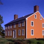 Cogswell&#39;s Grant, Essex, Mass., built in 1728