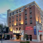 Hampton Inn &amp; Suites Gainesville-Downtown